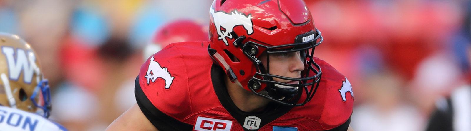Rob Cote Announces Retirement Calgary Stampeders