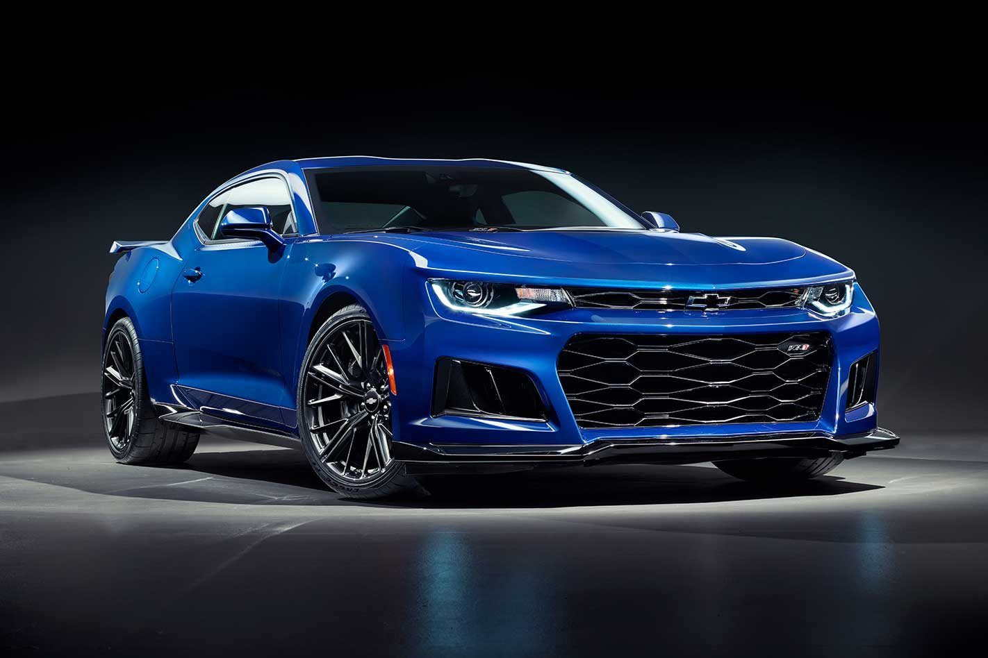 HSV reveals 2019 Chevrolet Camaro ZL1 for Australia