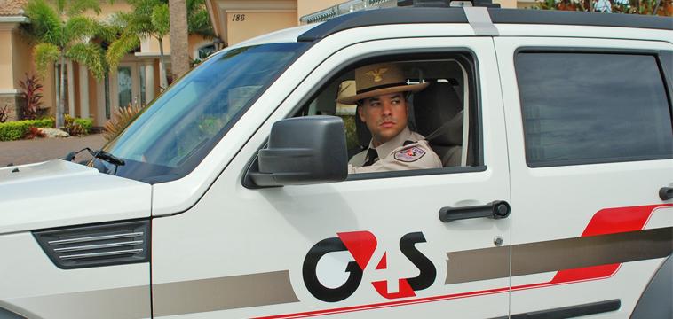 Security Guard Salary Uk
