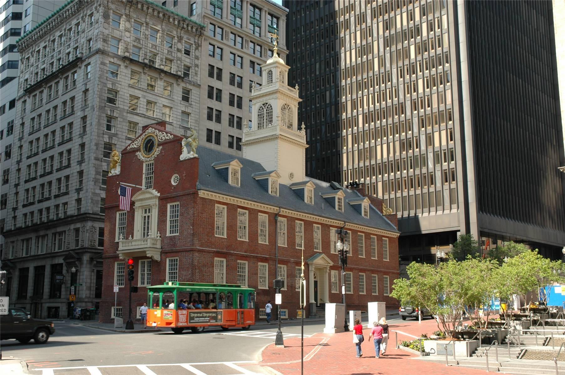 Old Town Trolley Tour Of Boston Tours4fun
