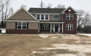 Middlebrook Meadows In Adrian Mi Guenther Homes