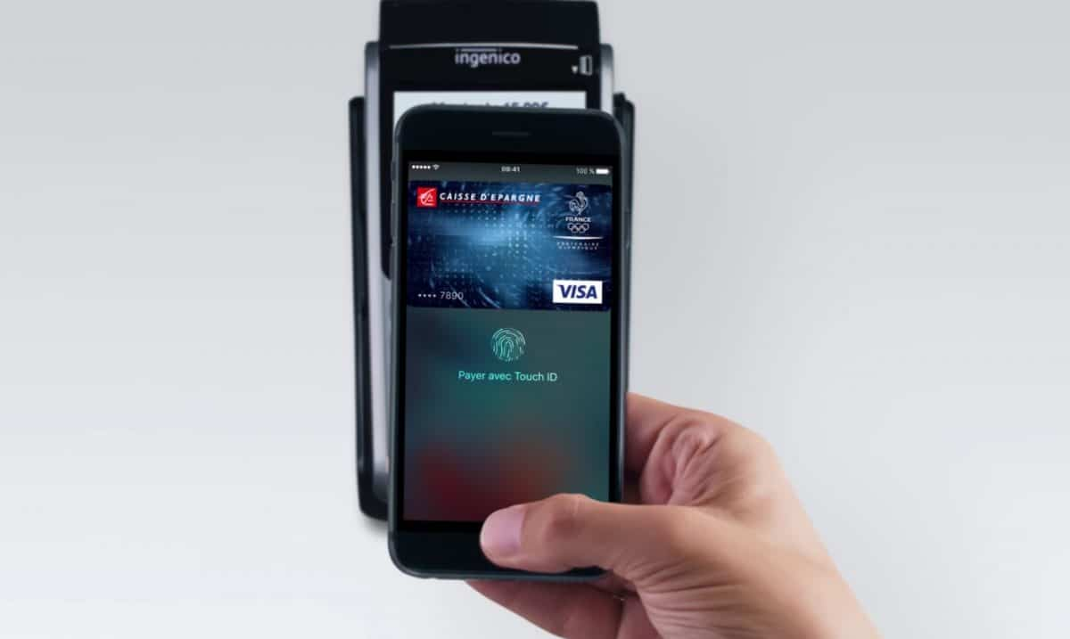 Apple Pay  le service bancaire d Apple est disponible en France