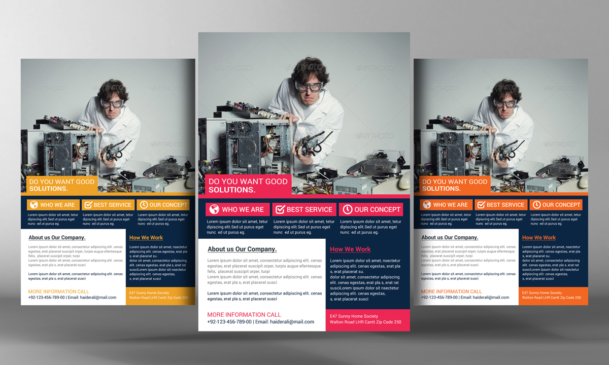 Appliance Repair Business Cards