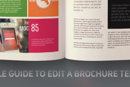 A Simple Guide to Edit a Brochure Template   Creative Market Blog