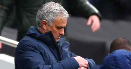 Mourinho Gets Levy Protection As Decision Is Made On Tottenham Sack