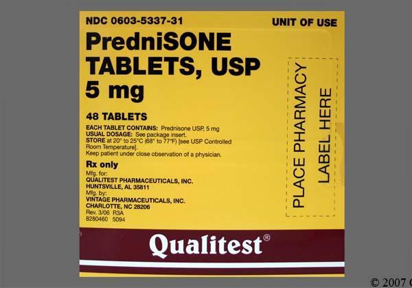 Prednisone Pack 48 Dose