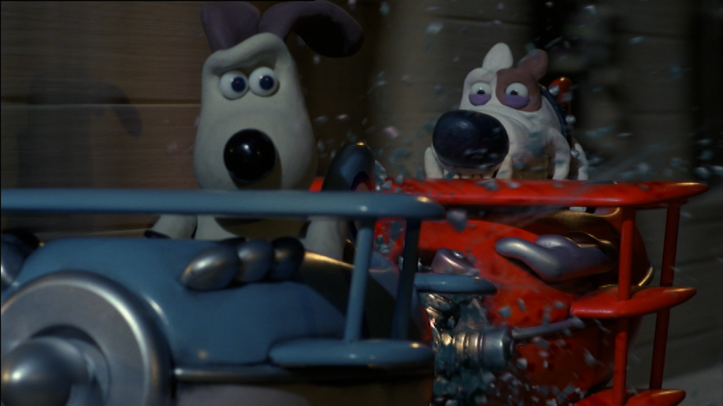 And Toy Dog Wallace Gromit