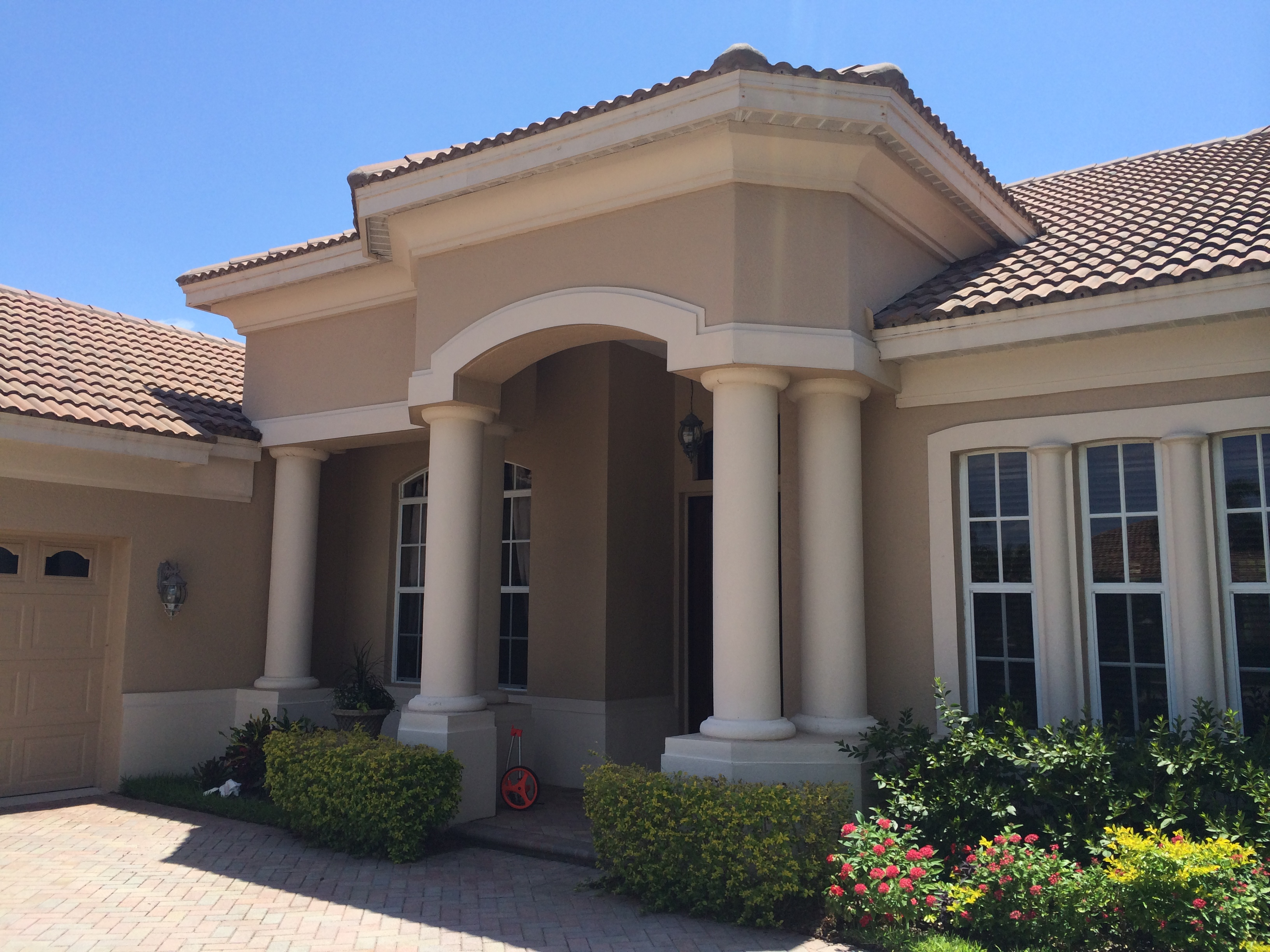 Exterior Painting Cost   Burnett 1 800 PAINTING 2 000 to 3 000 square feet