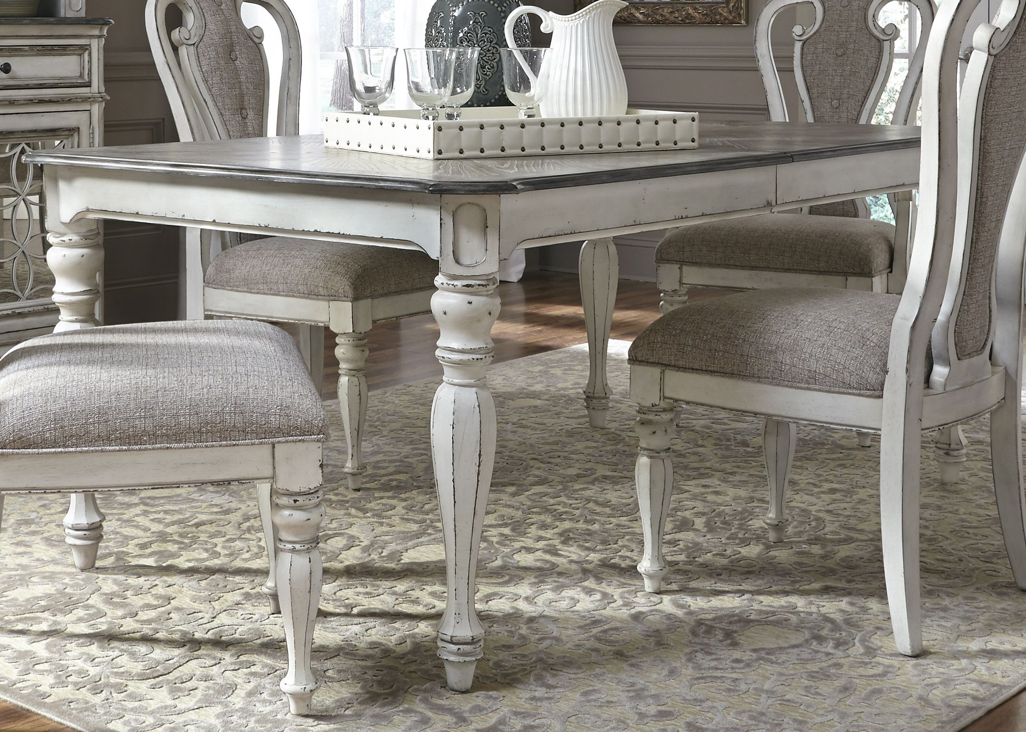 Room Dining Table White