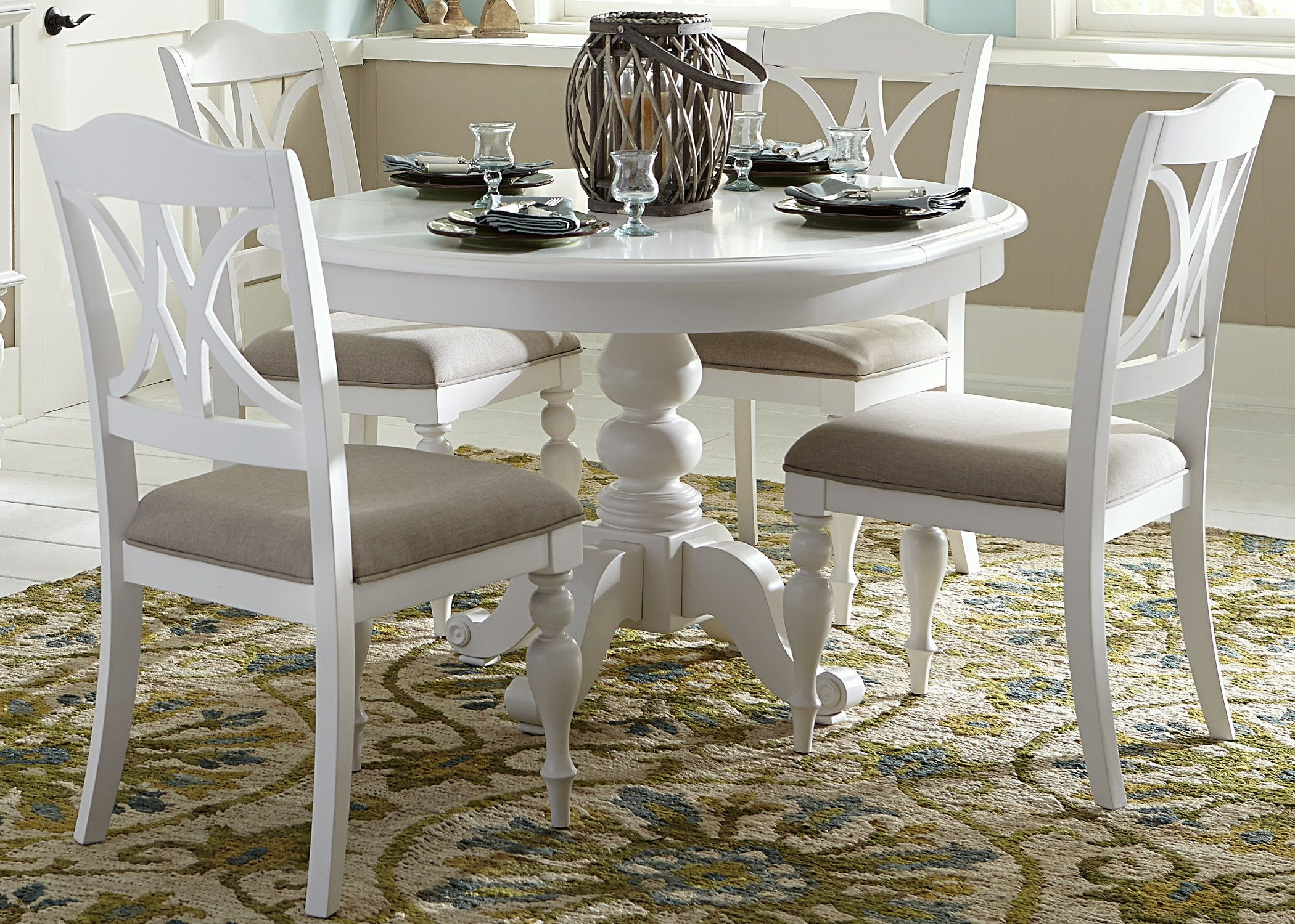 White Dining Room Sets
