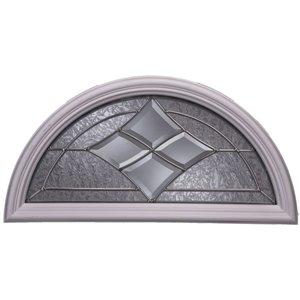 Reliabilt Dual Pane Insulated Decorative Entry Door Glass