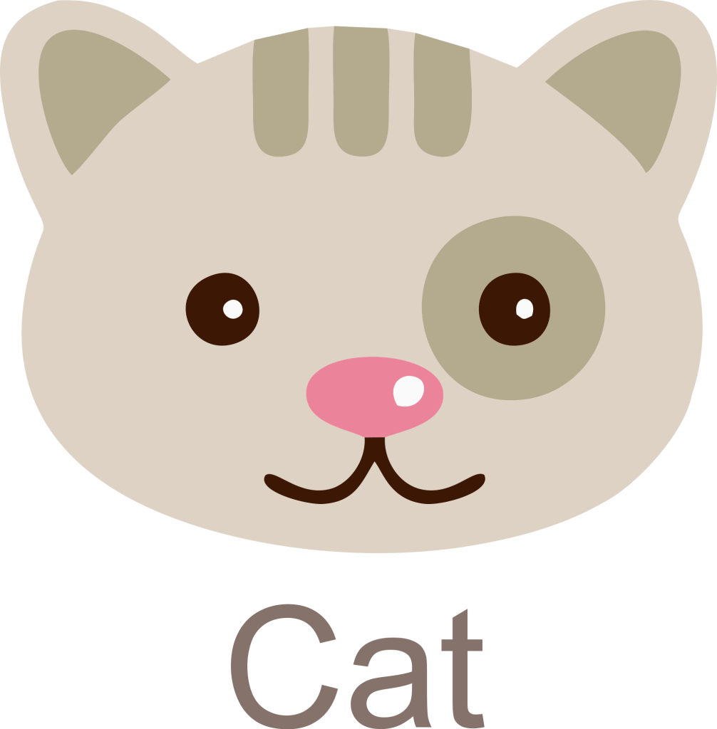 Cat Face Clipart Icon Free | Daily Cliparts