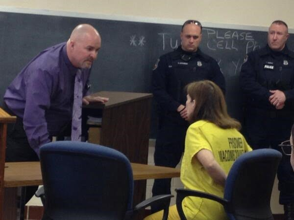 Video Donna Kay Scrivo Monstrous Michigan Mom Who Killed