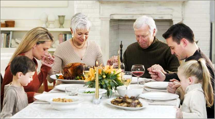 Prayer Before Meals - Daily Devotionals