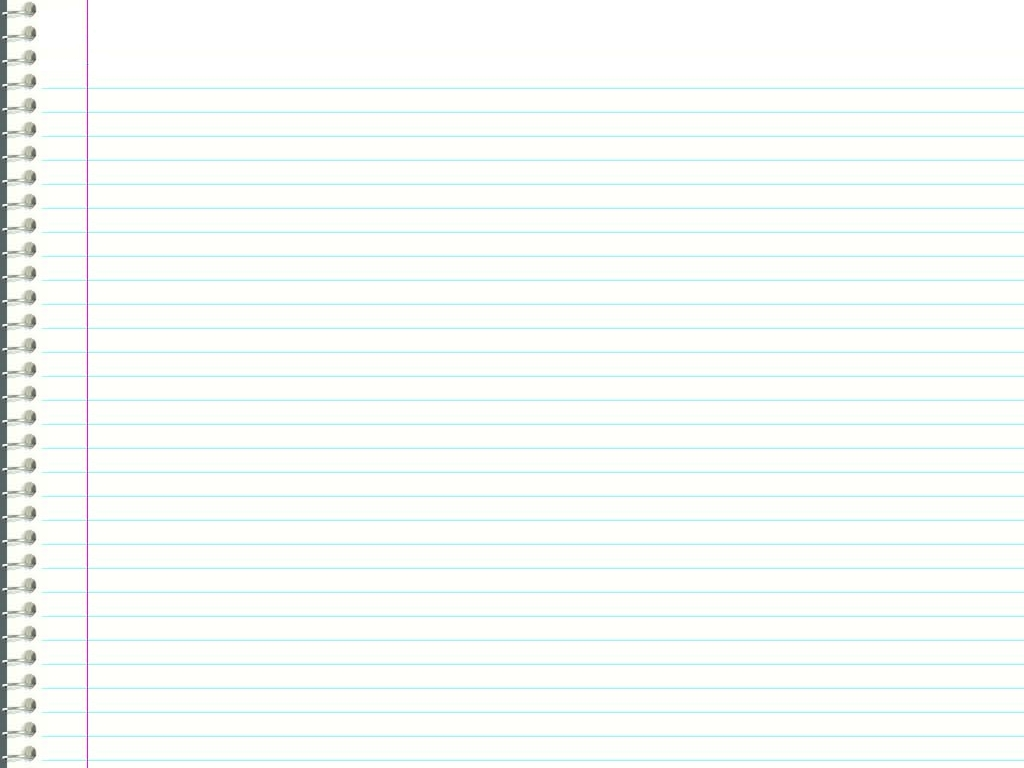 lined paper template – Blank Lined Paper Template