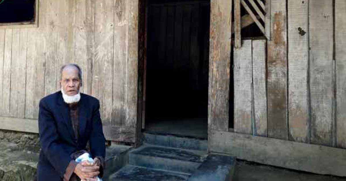 সহযোদ্ধারা পেলেও মুক্তিযোদ্ধার স্বীকৃতি পাননি মনির আহমদ