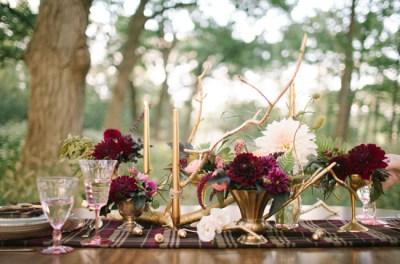 Pinterest Picks - Simple Thanksgiving Table Setting Ideas