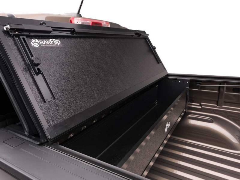 Bak Box 2 Tonneau Toolbox 92501 2005 2016 Nissan Frontier 6