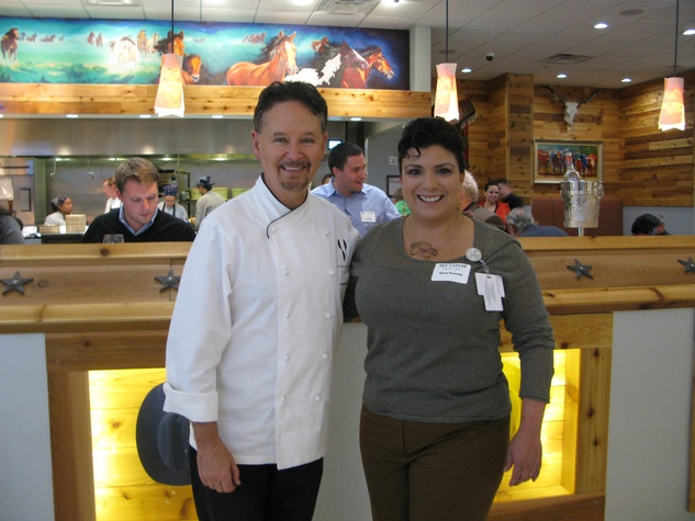 Stephan Pyles Ups The Airport Dining Ante With Love Field
