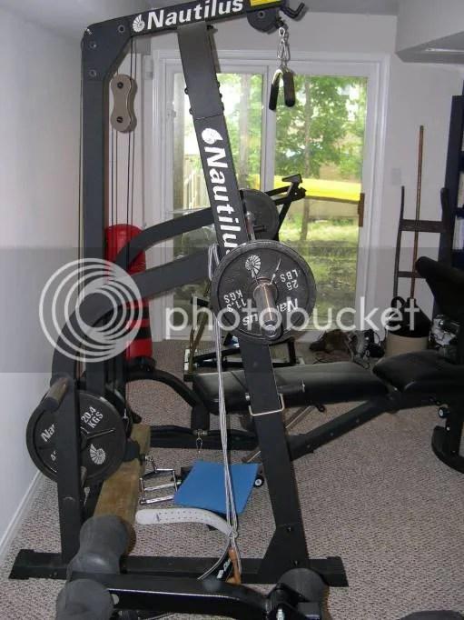 Fs Nautilus Home Gym Free Weights Redflagdeals Com Forums
