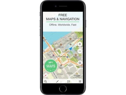 Maps Me Travel Map  Navigation   Route Planner  iOS  sat nav review     Maps Me Travel Map  Navigation   Route Planner  iOS  review