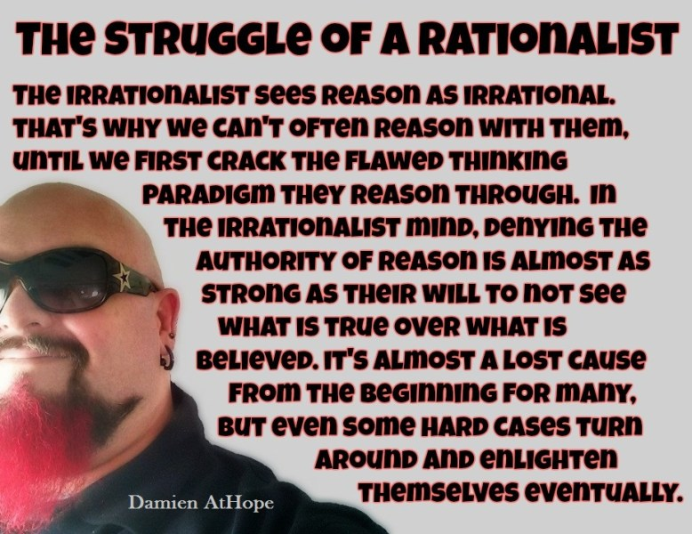 Truth Navigation and the fallacy of Fideism    faith ism      Damien     Truth Navigation and the fallacy of Fideism    faith ism