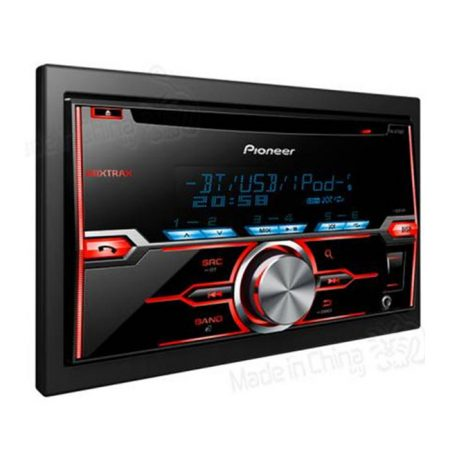 AUTOESTEREO  PIONEER FH-X775BT