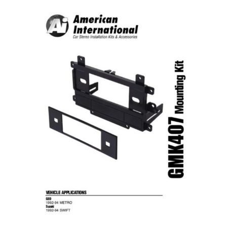 FRENTE GMK407 AMERICAN INTERNATIONAL