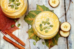Pumkinana Power Smoothie