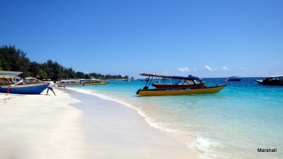 Sunsets, Snorkeling, Beaches in Gili | Dan and Char ...