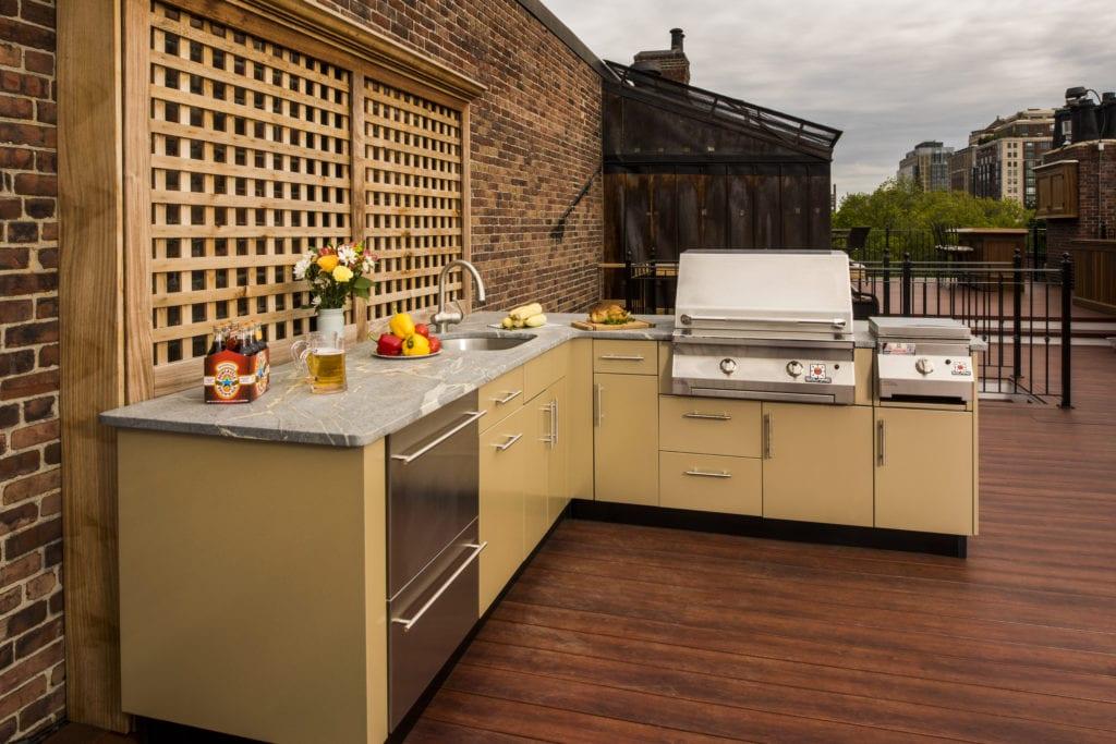 Kitchen Design L Shaped Kitchens