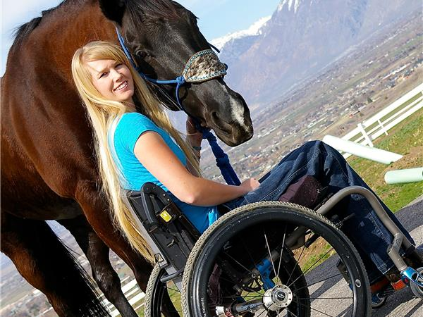 Between The Barrels And The Amazing Amberley Snyder 02 11