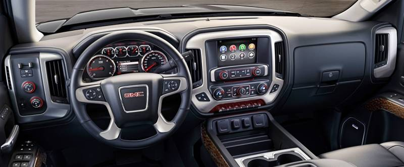 Dash Cover Gmc Sierra Hd 2500 3500 Pickup 2015 2019