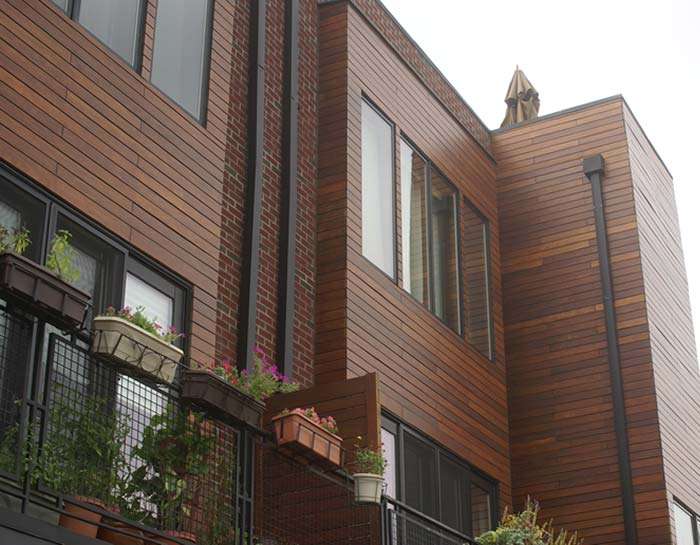 Over Brick Exterior Finish