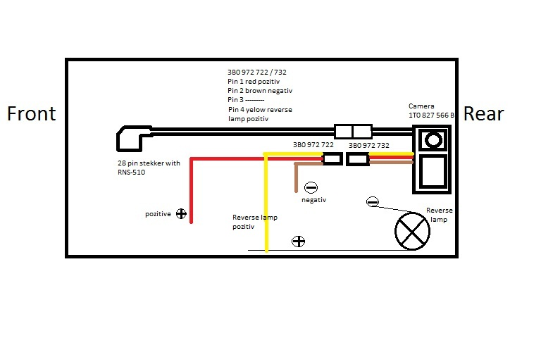 Camry Backup Camera Wiring Schematic
