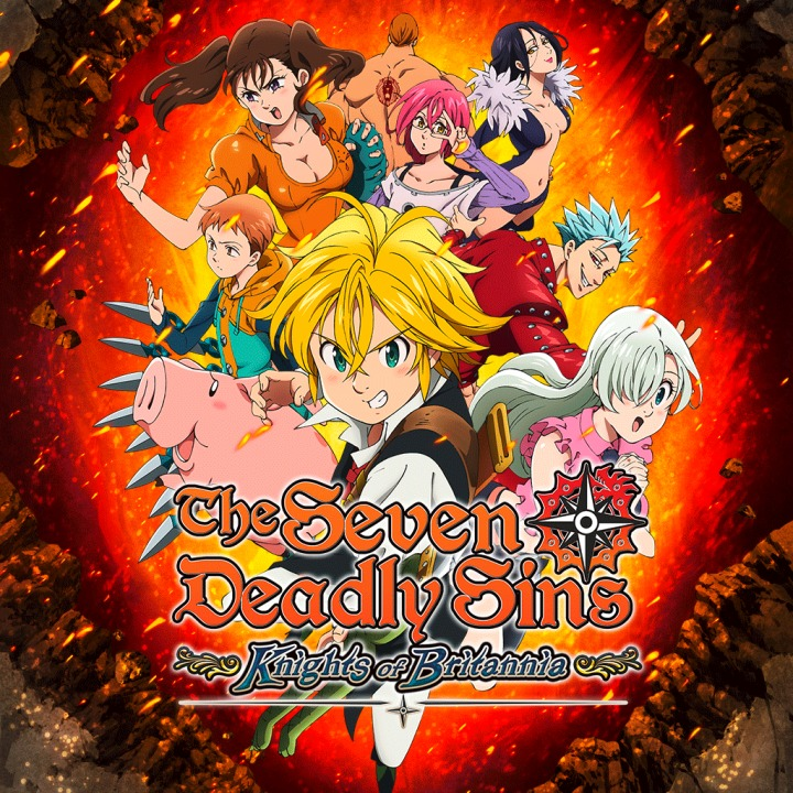 """Why you should watch; """"Seven Deadly Sins"""" on We Heart It"""
