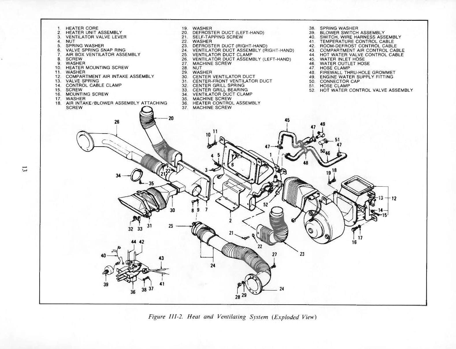 Datsun 240z sport 1971 fsm supplement 16