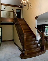 Types Of Staircases Davibois | Converting Spiral Staircase To Straight | Stair Case | Building Regulations | Handrail | House | Attic Stairs