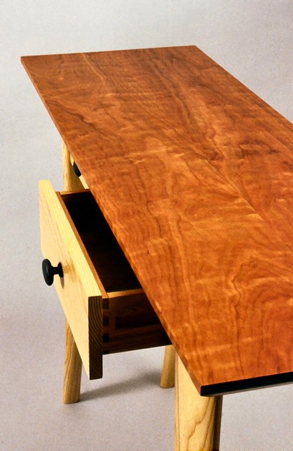 Ash Made Usa Table Console