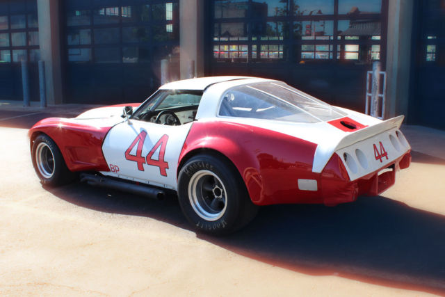 Vintage Trans Am Race Cars