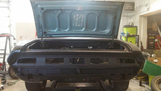 Pack Rt Challenger Six 440 Dodge 70
