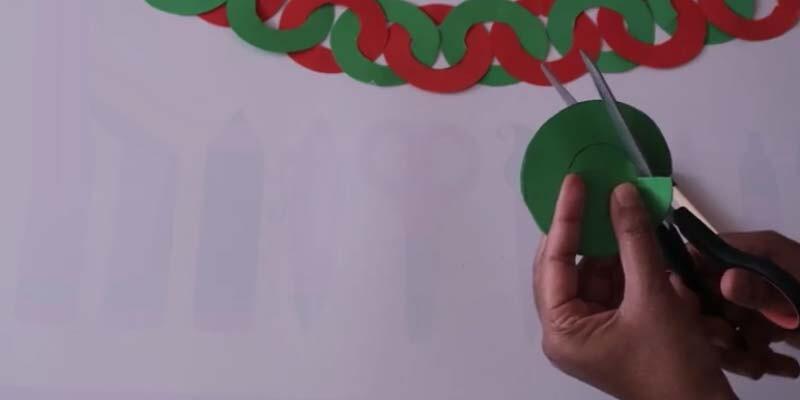 2021 жылғы балаларға арналған қағаздан жаңа жылдық қолөнер (схемалар мен үлгілер)
