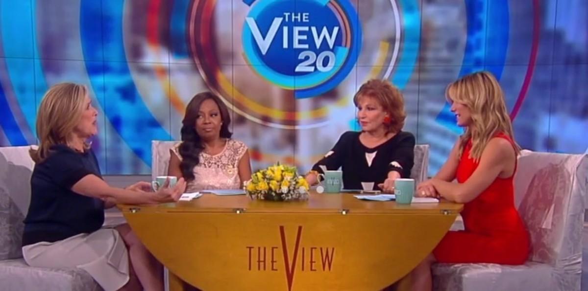 Original Cast Of The View Reunites Daytime Confidential