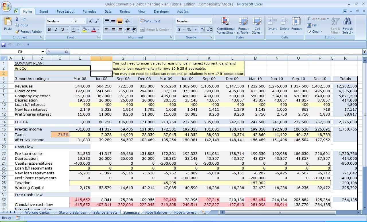 M Thly Budget Pl Nner Templ Te 2 F Nci L Pl Nn G Excel