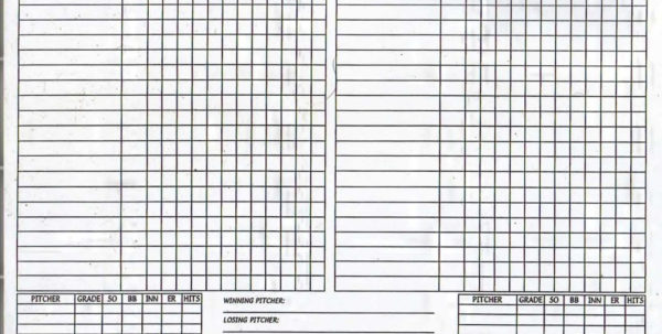 Sheets Football Defensive Stat Printable