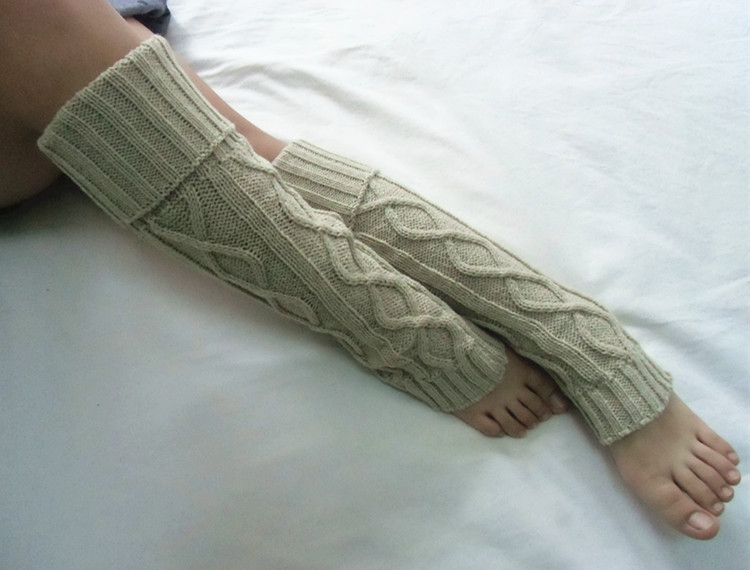 Knitted Boot Warmer Patterns