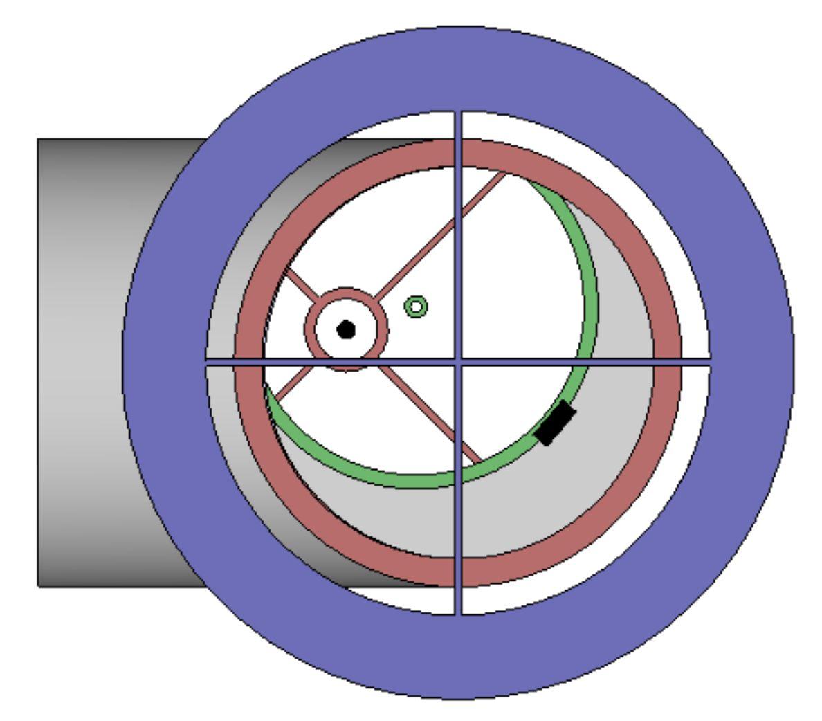 Mirrors Telescope Reflector