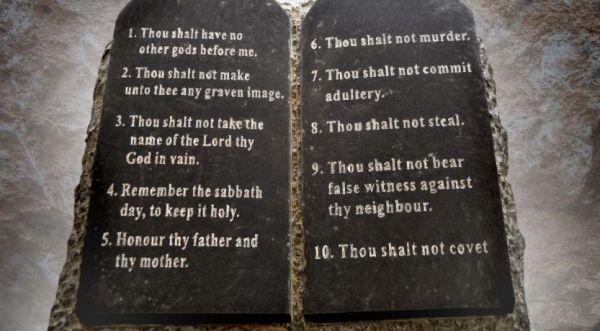 10 commandments # 10