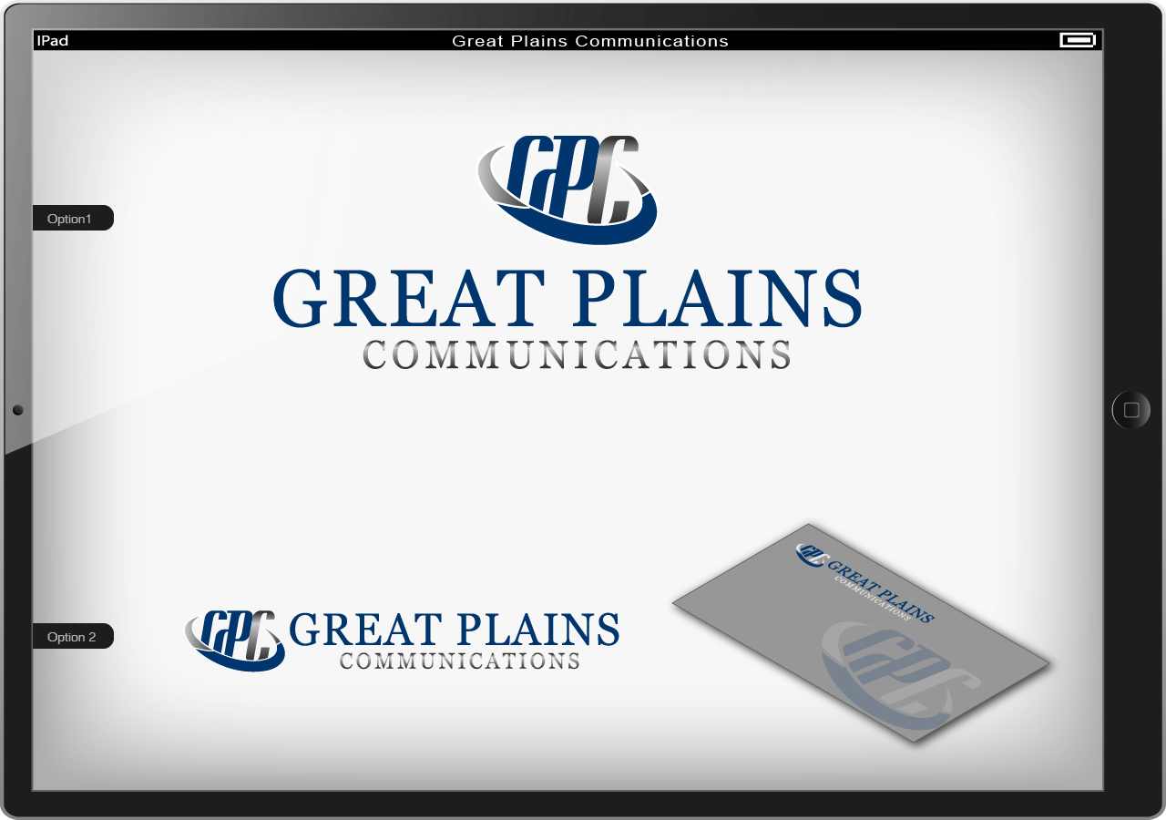 Bold, Serious, Business Logo Design for GPC/Great Plains ...