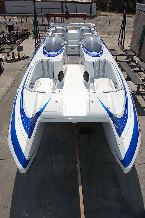 Sd30 Performance Catamaran Dcb High Performance Boats